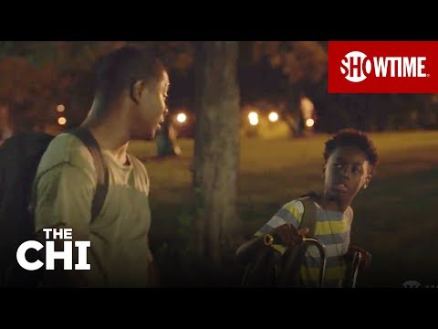 'What's Going On Little Man' Ep 3. Official Clip   The Chi   Season 1