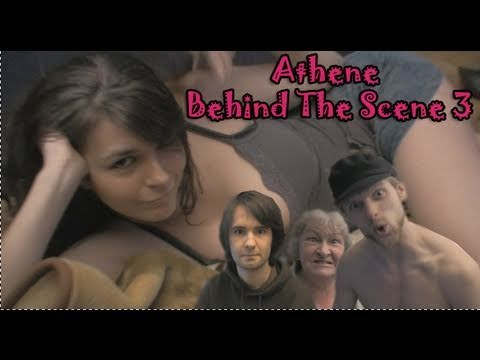 Athene Behind The Scene and bloopers...