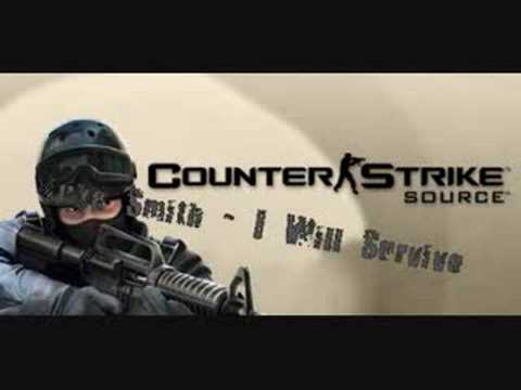 Tekst piosenki Luke Smith - I Will Survive (Counter-Strike) po polsku