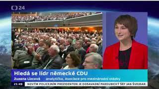 Hledá se lídr německé CDU