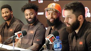 Terry Pluto talks Cleveland Browns: Why Odell Beckham is a better fit than some think