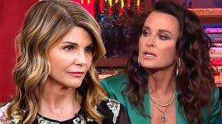 Video Kyle Richards Reacts to Lori Loughlin's Alleged Involvement In College Admissions Scam MP3, 3GP, MP4, WEBM, AVI, FLV Maret 2019