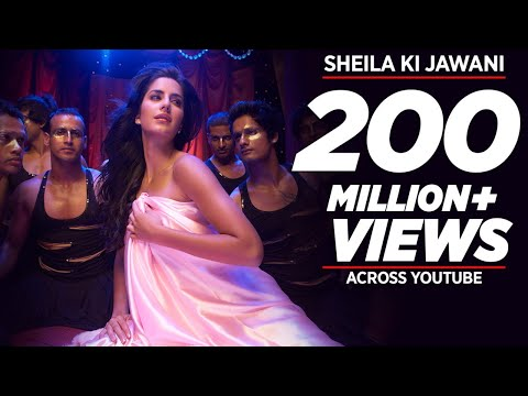 """Sheila Ki Jawani"" Full Song | Tees Maar Khan | Katrina Kaif | Vishal Dadlani, Sunidhi Chauhan"
