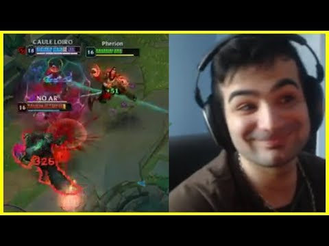 Funny face - Sickest Lee Sin Kick  Tarzaned Face Reveal - Best of LoL Streams #409