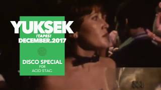 YUKSEK !tapes! DECEMBER 17 - Disco special