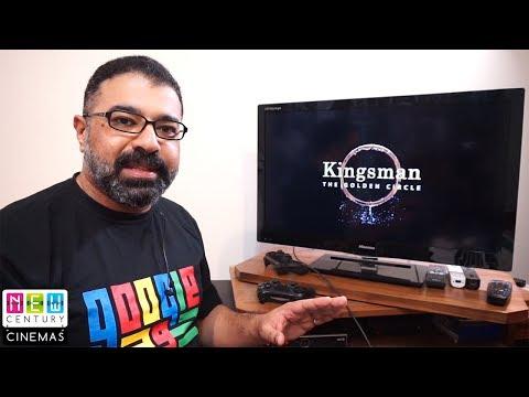 """""""فيلم جامد"""" يراجع الإعلان التشويقي لـ Kingsman: The Golden Circle: درجة الترقب 10/10"""