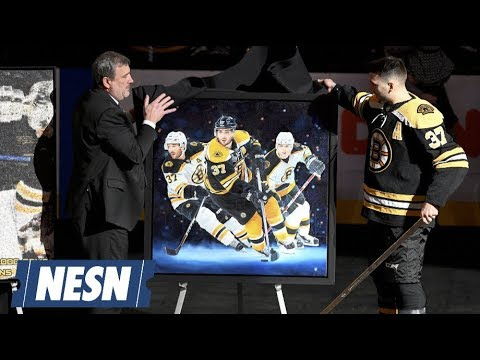 Video: VA Hero Of The Week: Patrice Bergeron Shines During Milestone Week