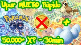 Pokemon Go Upar MUITO Rápido Sem Moedas! by Pokémon GO Gameplay
