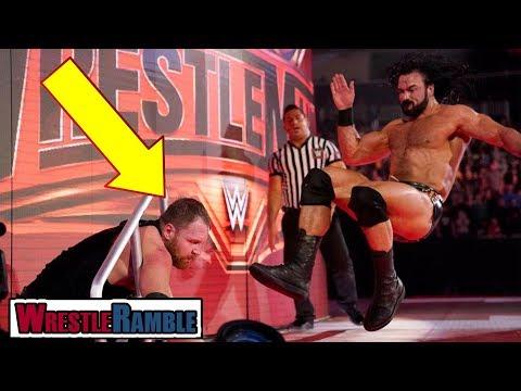 Dean Ambrose WRITTEN OFF WWE TV? WWE Raw, Mar. 11, 2019 Review   WrestleTalk's WrestleRamble