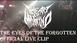 "the Art of Mankind – ""The Eyes of the Forgotten"" Official Live Clip"