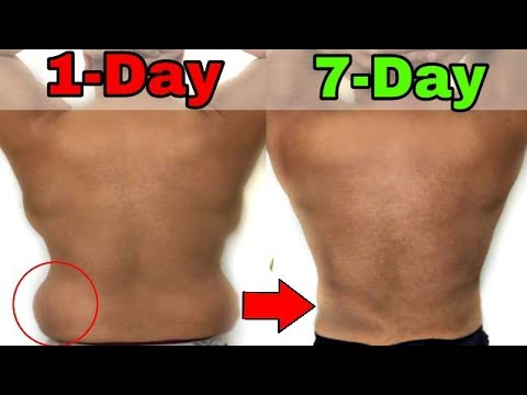 How to lose weight fast - How to Lose Love Handles  In 1 Week