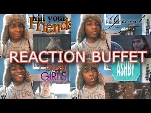 Kill Your Friends, Carol, The Final Girls, Kids vs Monsters, Ashby TRAILER REACTIONS!