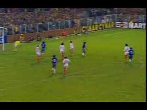Holanda vs Brasil, Mundial Alemania 1974