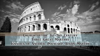 Nonton Church Fathers   3 Ignatius Of Antioch  Polycarp   Justin Martyr Film Subtitle Indonesia Streaming Movie Download