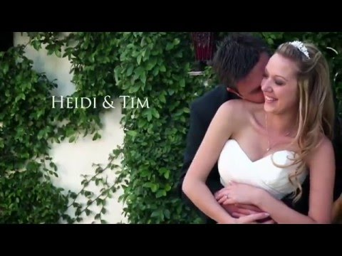 HEIDI & TIM  WEDDING HIGHLIGHTS FILM   VILLA DE AMORE VINEYARD TEMECULA