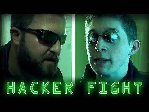 Souboj hackerů