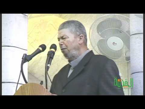 خطبة الجمعة لفضيلة الشيخ عبد الله 23/12/2011....