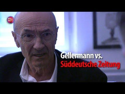 Süddeutsche Zeitung gegen Meinungsfreiheit - Uli Gellermann vor Gericht