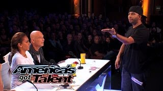 Smoothini: Amazing Tricks - America's Got Talent 2014