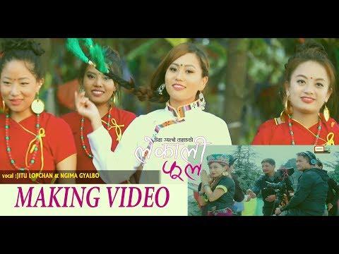 (Making Video | Lekali Phool | Lhapsangkarpo Shooting Unit | Susma Moktan | HAMRO TV - Duration: 18 minutes.)
