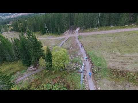 Sjekk ut Magic Moose - 7 km lang flytsti