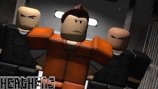 twenty one pilots:Heathens- [Official ROBLOX Music Video]