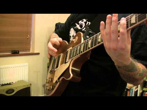 How To Play Heavy Metal Guitar – Beginners Heavy Metal Guitar Lesson