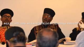 Kesis Dr. Amare, Kesis Asteraye&Abba Hailemichael  Netsanet Le Ethiopia Radio Interview 3 -23 -14
