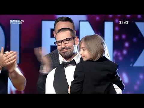 "Video - Αυτός είναι ο μεγάλος νικητής του ""Ελλάδα έχεις ταλέντο"""