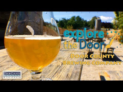 Explore The Door - Door County Brewing Co