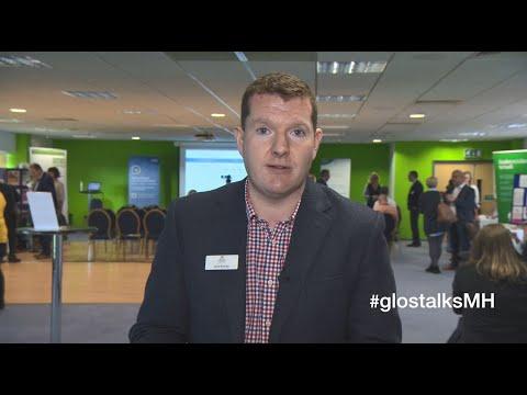 #GlosTalksMH - World Mental Health Day 2018 Gloucestershire