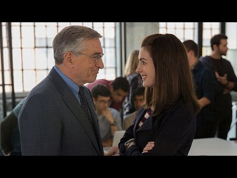 The Intern Official Trailer