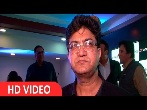 Prasoon Joshi At Videocon Feliciate Celebration Of Music Director Anu Malik