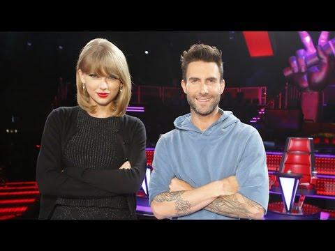 Taylor Swift Joins 'The Voice' Season 7!