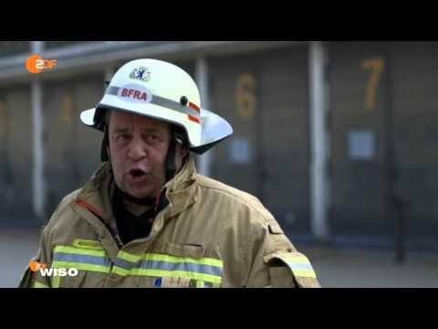 Feuerlöscher im Test