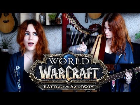 "Laura Bailey  ""Daughter of the Sea"" Cover by Alina Gingertail"