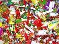 Много Новогодних конфет,сладостей и Киндер СюрпризовРаспаковка Подарочных Наборов a lot of candy