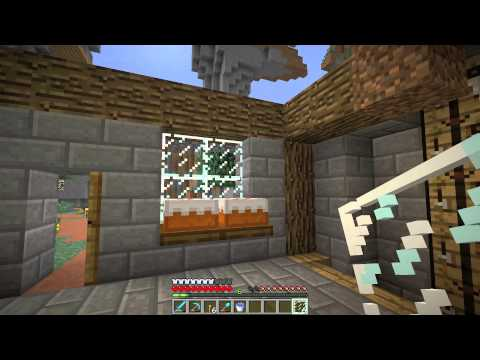 MiniCraft SMP Ep 7 Preparations and a Bakery Build