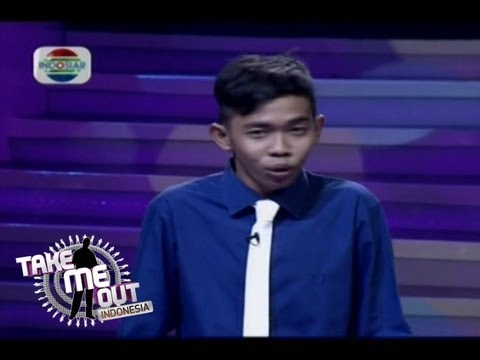 Single Man - Dede Sunandar - Take Me Out Indonesia 4