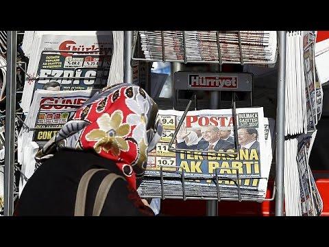Τουρκία: Κλιμακώνονται οι διώξεις σε μέσα ενημέρωσης και επικριτές του Ερντογάν