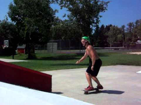 Portage lake covenant bible camp skate park