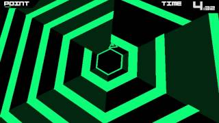 Superhexagon GamePlay
