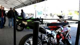 8. 2013 Kawasaki 636 in race spec