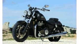 5. 2011 Triumph Thunderbird Storm -  Specification Transmission superbike Engine Top Speed
