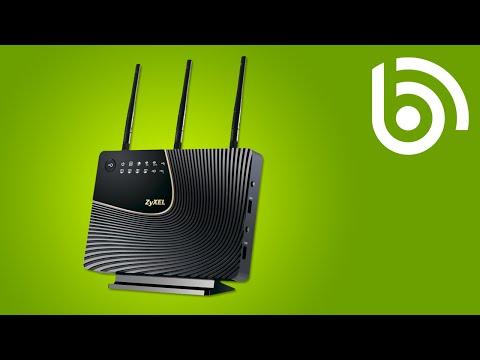 ZyXEL NBG5715 WiFi N Router