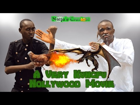 A Very Kungfu Nollywood Movie  'The Revenge Of Sobei' (Comedy)