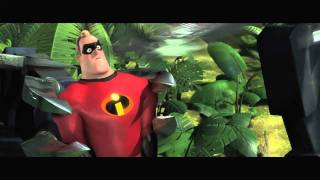The Incredibles on Blu-ray: