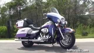 7. Used 2010 Harley Davidson Electra Glide Ultra Limited Motorcycles for sale