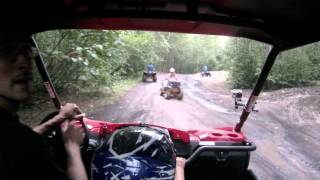 8. Yamaha Viking top speed test