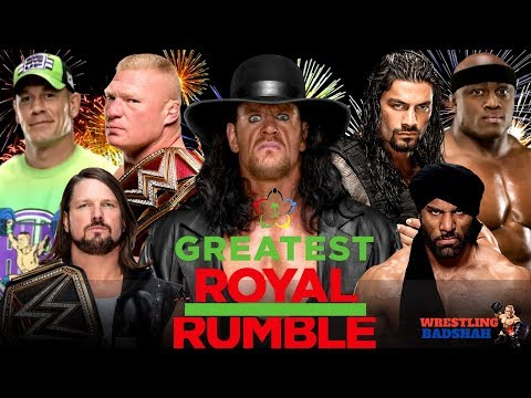 WWE GREATEST ROYAL RUMBLE Highlight Results Predictions!!! [Huge Surprises, Returns & Winners!!!]